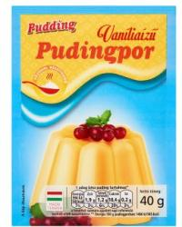 Pudding Vaníliás pudingpor (40g)