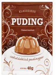 Klasszikus Puding Csokoládés pudingpor (40g)