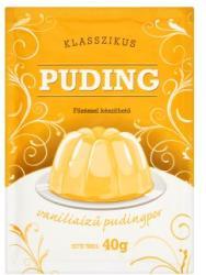 Klasszikus Puding Vaníliás pudingpor (40g)