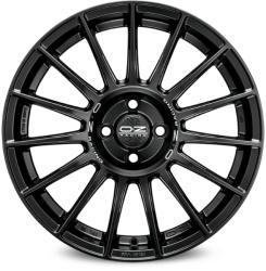 OZ Superturismo LM Matt Black CB57.06 5/112 17x7.5 ET50