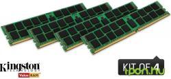 Kingston 128GB (4x32GB) DDR4 2400MHz KVR24R17D4K4/128