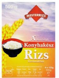 """Mesterrizs Konyhakész """"A"""" rizs (4x125g)"""