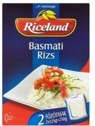 Riceland Basmati rizs (2x125g)