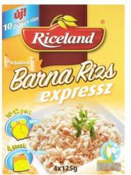Riceland Expressz barna rizs (4x125g)