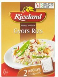 Riceland Előfőzött gyors rizs (2x125g)