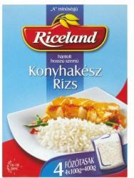 Riceland Konyhakész hosszúszemű rizs (4x100g)