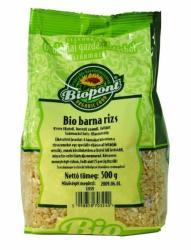 Biopont Bio barna rizs (500g)