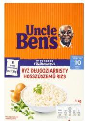 Uncle Ben's Főzőtasakos hosszúszemű rizs (8x125g)