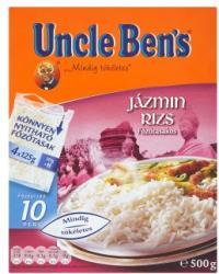 Uncle Ben's Főzőtasakos jázmin rizs (4x125g)
