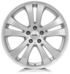 RIAL DH polar-silver 5/112 17x8 ET45