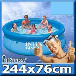 Intex medence 244x76
