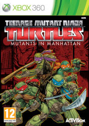 Activision Teenage Mutant Ninja Turtles Mutants in Manhattan (Xbox 360)