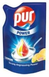 Pur Duo Power Lemon mosogatószer utántöltő (450ml)