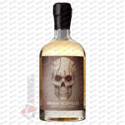 Naga Chili Scovilles 100.000 Vodka (0.7L)