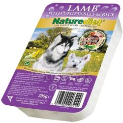 Naturediet Lamb, Vegetables & Rice 24x390g