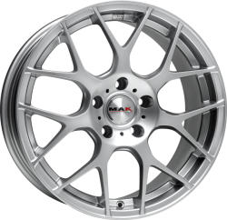 Mak DTM-One Hyper Silver CB72.6 5/120 19x9.5 ET40