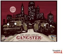 Mayfair Games Gangster - angol nyelvű
