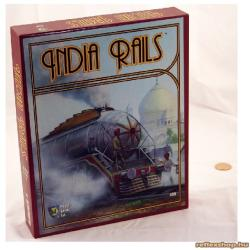 Mayfair Games India Rails - angol nyelvű
