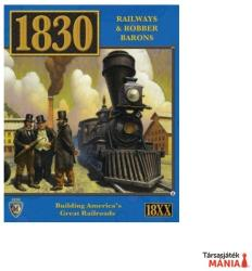 Mayfair Games 1830 Railways & Robber Barons - North East US - angol nyelvű