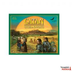 Mayfair Games Catan: Cities & Knights Game Expansion - angol nyelvű