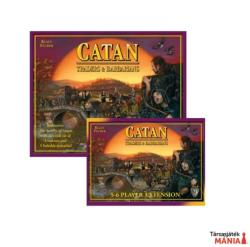 Mayfair Games Catan: Traders & Barbarians 5-6 Player Extension - angol nyelvű