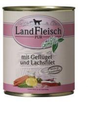 LandFleisch Poultry & Salmon 800g