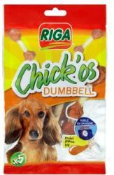 RIGA Chick'os Dumbbell jutalomfalatok (50g)
