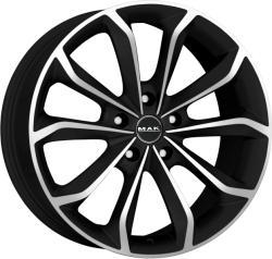 Mak Xenon Ice Black CB110.2 5/150 20x9.5 ET52
