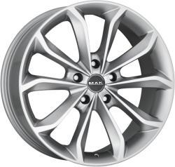 Mak Xenon Hyper Silver CB110.2 5/150 20x9.5 ET52