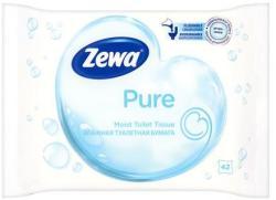 Zewa Pure nedves toalettpapír (42db)