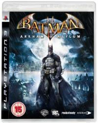 Eidos Batman Arkham Asylum (PS3)