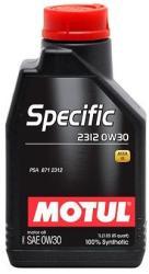 Motul Specific 2312 0W-30 (1L)