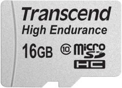 Transcend microSDHC High Endurance 16GB Class 10 TS16GUSDHC10V
