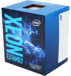 Intel Xeon Quad-Core E3-1240 v5 3.5GHz LGA1151