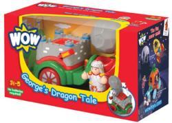 WOW Toys George si Dragonul (W10306)
