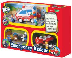 WOW Toys Set Salvare 3x1 (W80026)