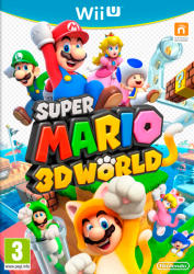 Nintendo Super Mario 3D World (Wii U)