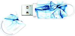 Integral Xpression Wave Multicolor  8GB INFD8GBXPRWAV