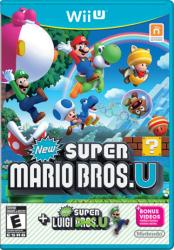 Nintendo New Super Mario Bros. U + New Super Luigi U (Wii U)
