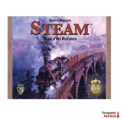 Mayfair Games Steam Project USA - angol nyelvű