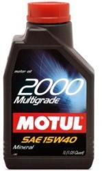 Motul 2000 Multigrade 15W-40 (1L)