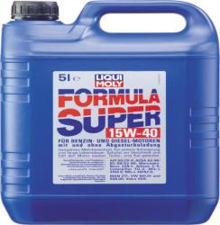 LIQUI MOLY Formula Super 15W-40 (5L)