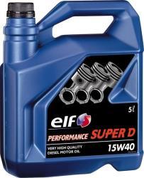 Elf Performance Super D 15W-40 (5L)