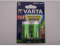 VARTA Rechargeable Accu C 3000mAh (2)