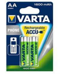 VARTA Phone Accu AA 1600mAh (2)