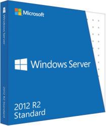 Microsoft Windows Server 2012 Standard R2 4XI0E51596