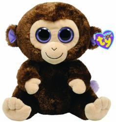 TY Inc Beanie Boos - Coconut, a majom 24cm (TY36901)
