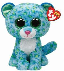 TY Inc Beanie Boos - Leona, a kék leopárd 24cm (TY34102)