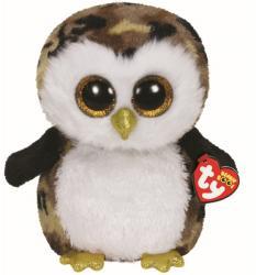 TY Inc Beanie Boos - Owliver, a bagoly 24cm (TY36991)