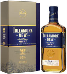 Tullamore D.E.W. Phoenix 1829 Limited Edition Whiskey 0,7L 55%